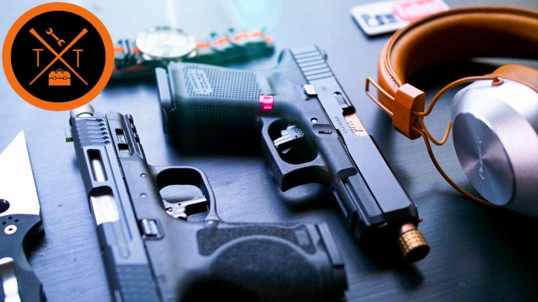 M&P vs Glock Trigger // NEW FREEDOM FLATTY?!