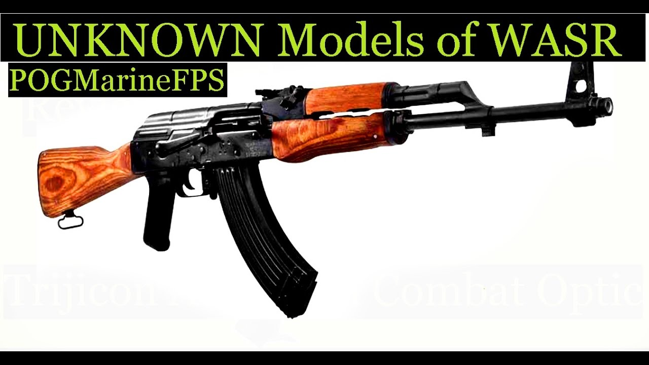 The UNKNOWN Variants of the WASR AK - Semi Auto Rifle - Century Arms