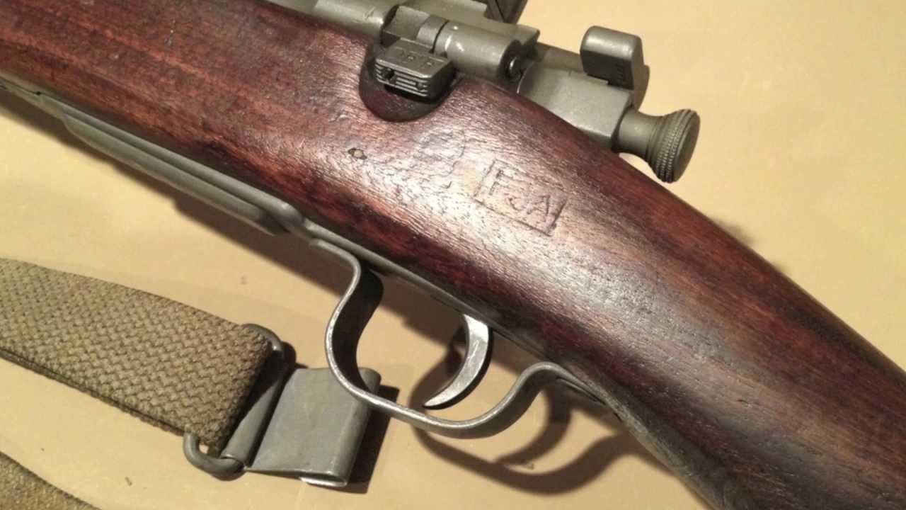 First Look at a Remington 1903A3 World War II Rifle