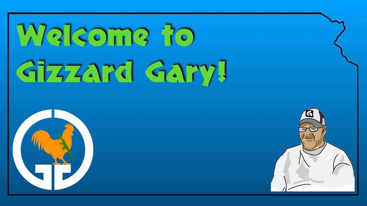Welcome to Gizzard Gary!
