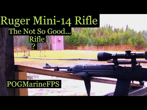 The Ruger Mini 14 - Not So Good Rifle ?