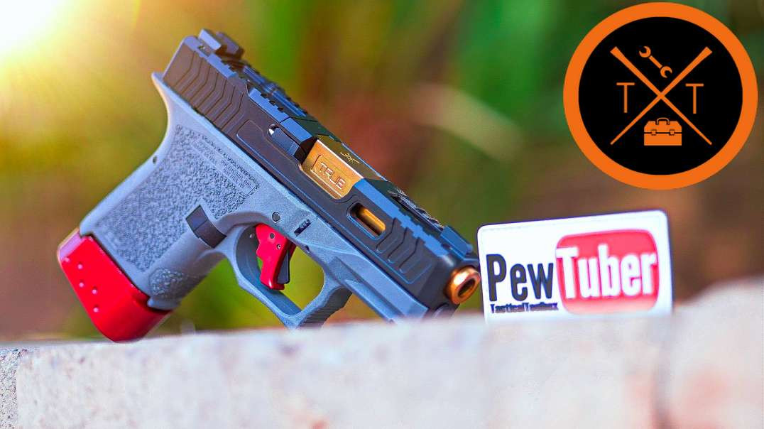 Polymer 80 Custom Glock 26 // (GROWN & SEXY BUILD TUTORIAL!)