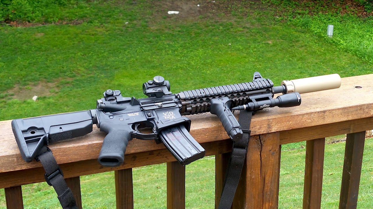 Short Barreled M4 Carbine Overview