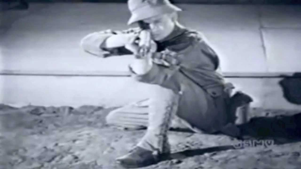 How to Shoot the M1 Garand Rifle - Shooting Positions - Part 1 of 2 - Army Training Video