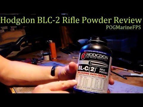 Hodgon BLC 2 Rifle Powder REVIEW 308 Win Awesomeness