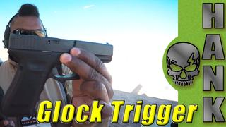 Glock Trigger from CMC Triggers SHOT Show 2017