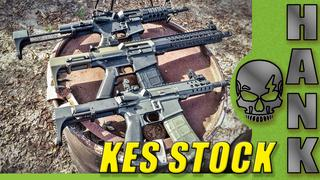 KES (Kompact Entry Stock) Safety Harbor Firearms