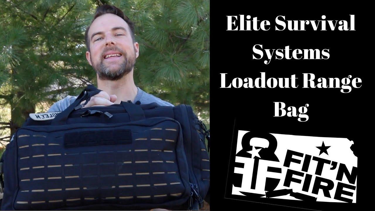 Elite Survival Systems Loadout Range Bag