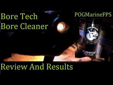 Non-Toxic Bore Tech Eliminator Cleaner BEST Bore Cleaner Gunsmith Approved