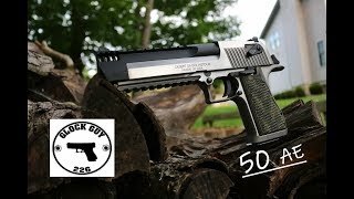 CUSTOM BUILT DESERT EAGLE 50 AE!