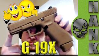 Glock 19X & Gen 5 G26 G34 MOS with Patrick The Firearm Rack