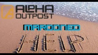 Alpha Outpost Marooned Unboxing May 2018