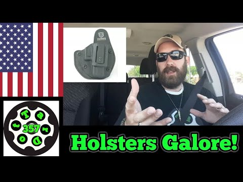 New To Carry? - The Never Ending World Of Holsters