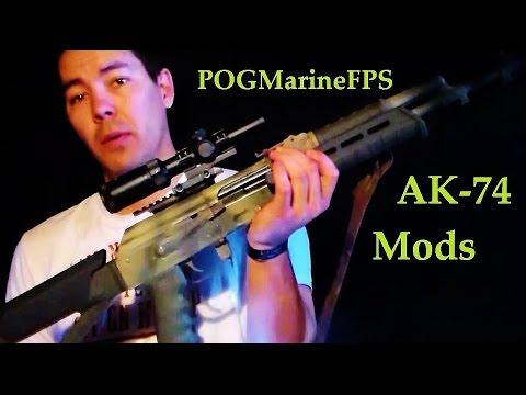 AK 74 Mods That Matter - Waffen Werks - SHTF Style Rifle - 5.45 x 39