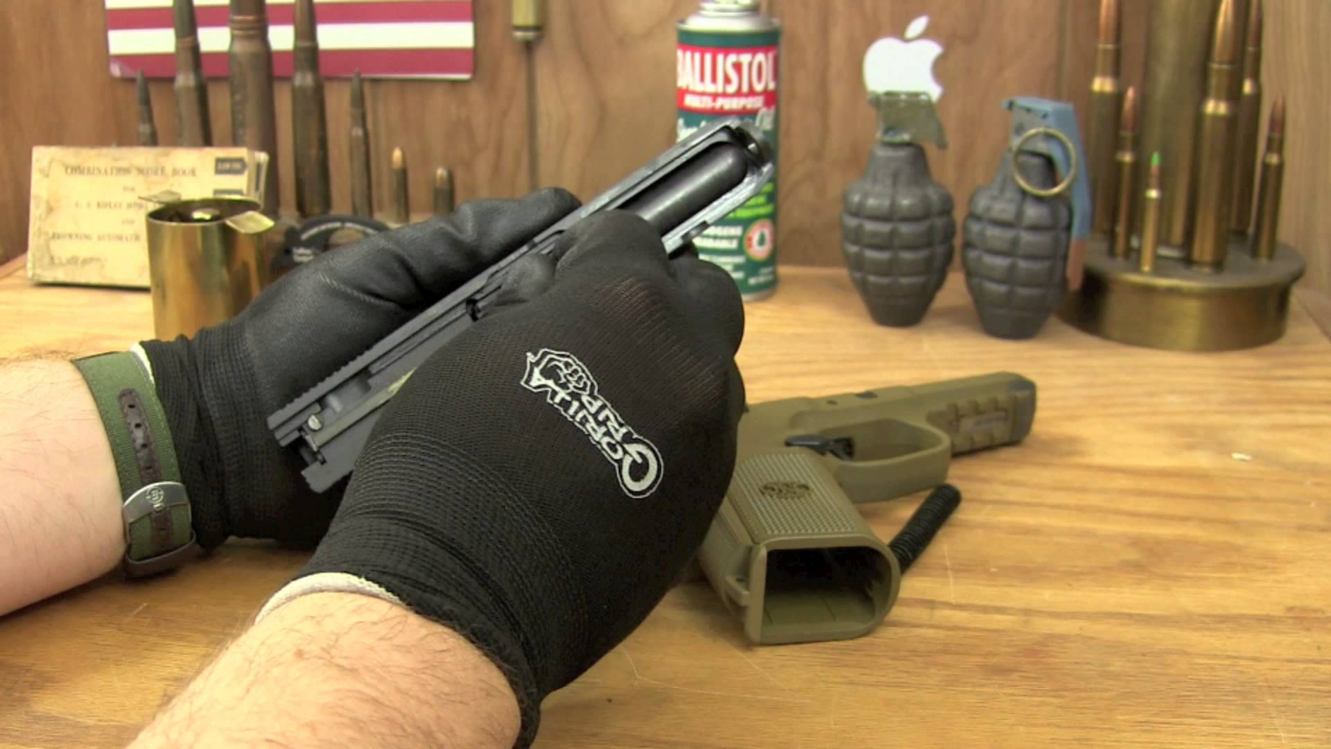 How to Field Strip and Reassemble the FN FNX Pistol