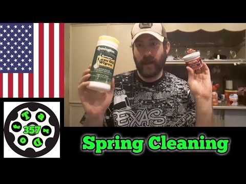 Spring Cleaning: Some Basic Supplies