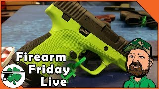 Talking Shop With Honor Defense Home Of The Honor Guard Pistol - Firearm Friday LIVE