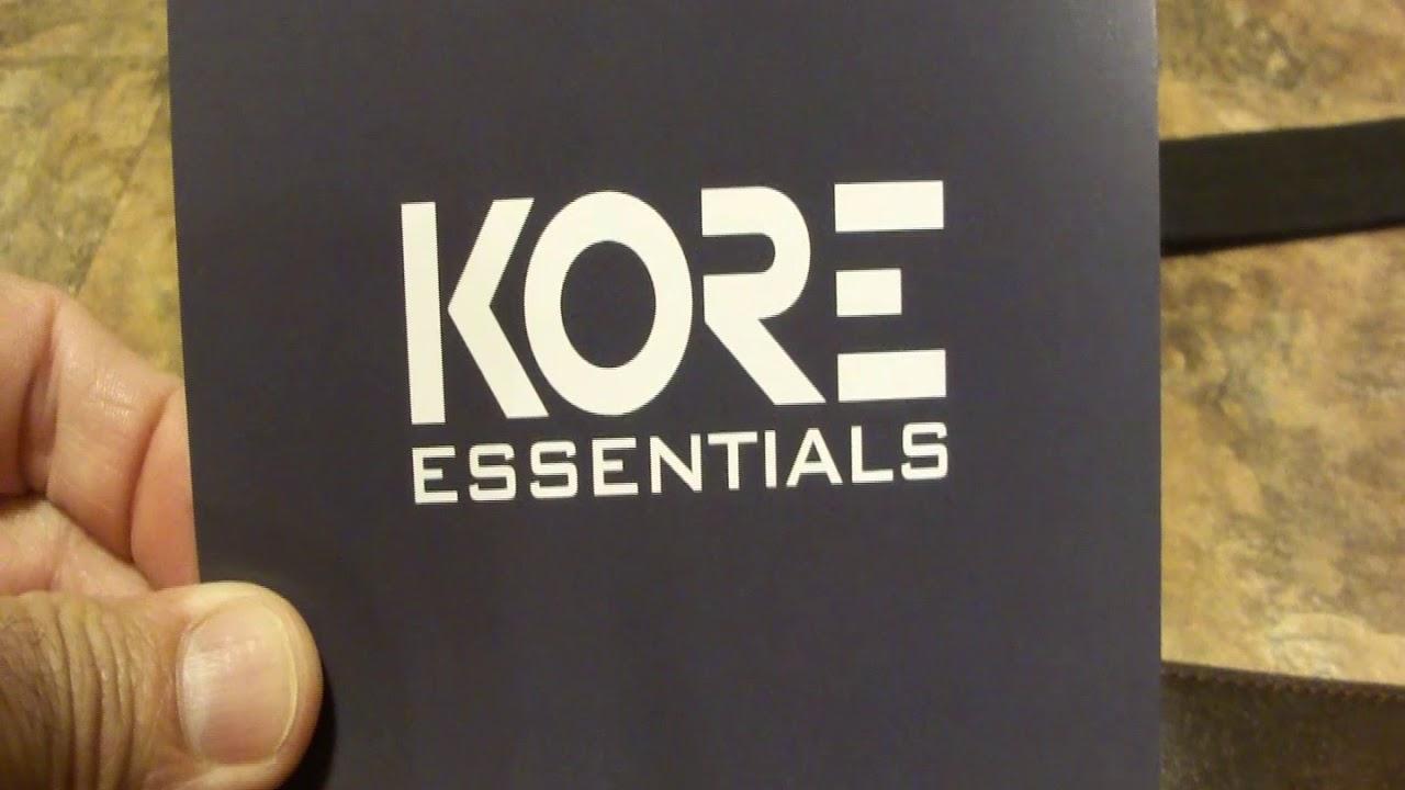 Kore- My last gun belt?