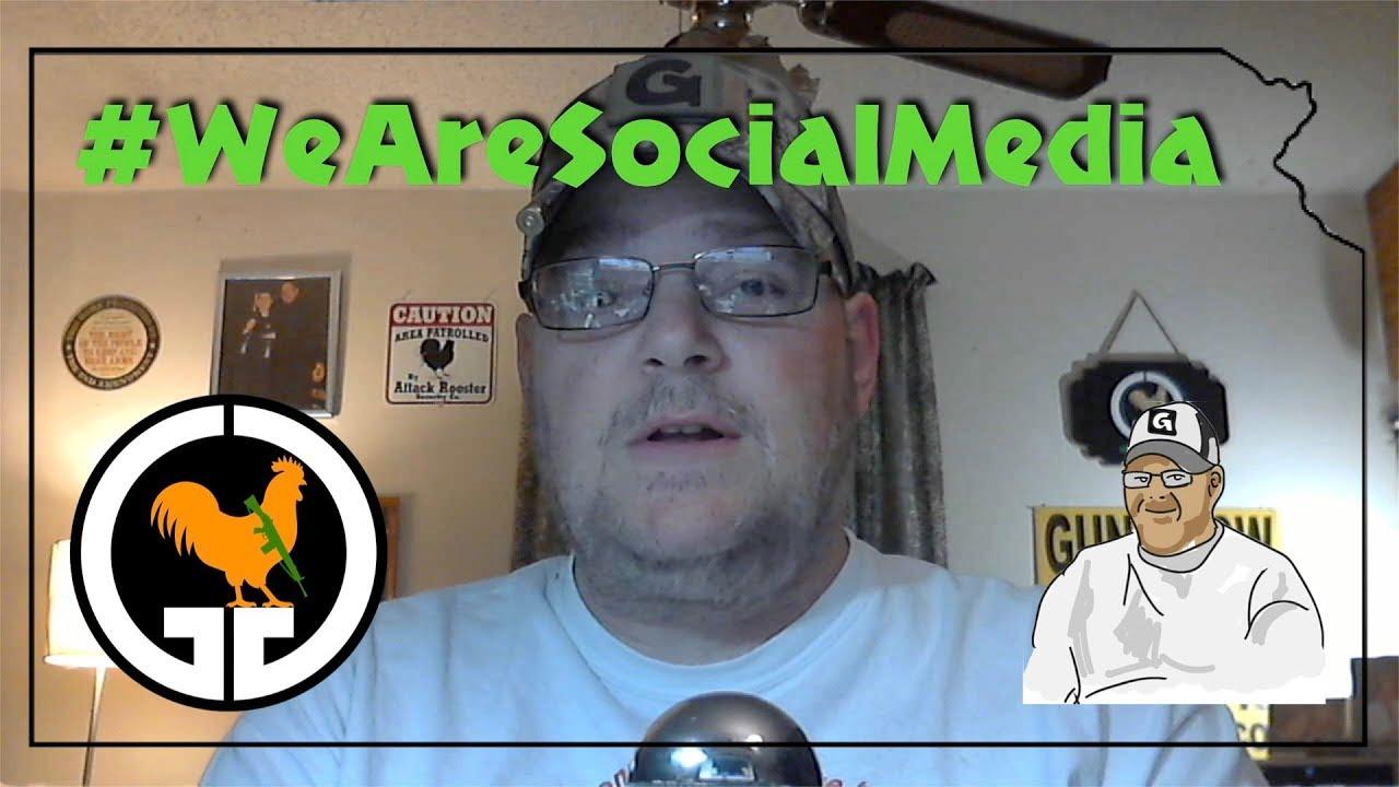 #WeAreSocialMedia