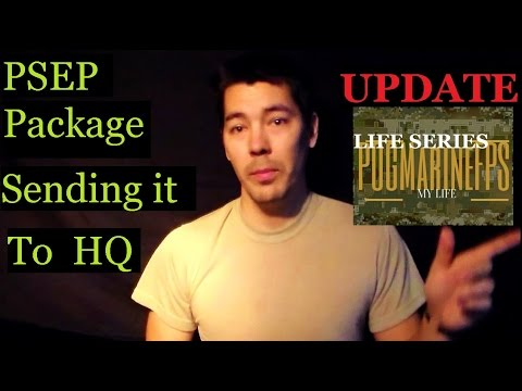 PSEP Package Reenlistment Sent to HQ-District UPDATE & Shoutout