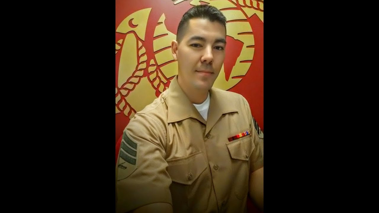Recruiting Duty while re enlisting broken service in the Marine Corps Montage