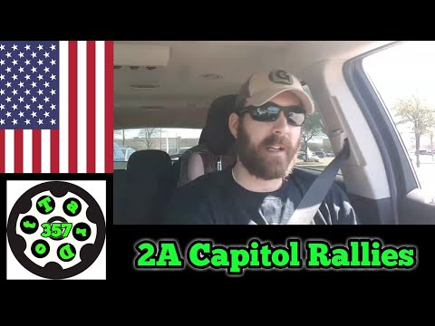 2A Capitol Rallies: How Do We Organize?