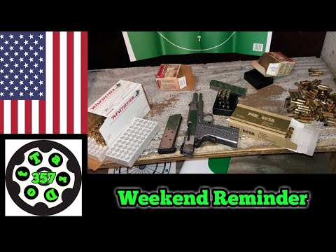 Weekend Reminder For Our Live Streams