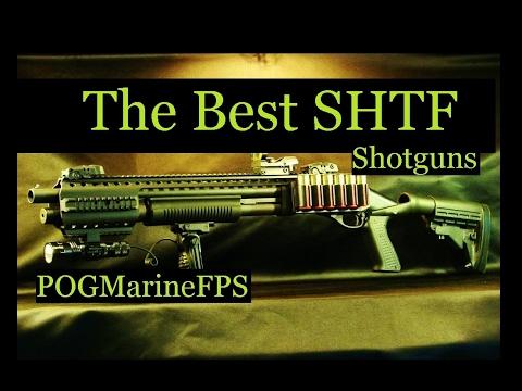 SHTF Shotguns   Series   EPISODE THREE Top 5 Countdown