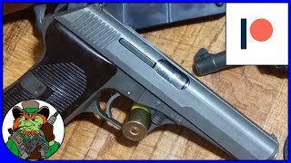 CZ52 7.62x25 - July 2018 Patreon Lawn Chair Pop Replay (07:45 Time Stamp)