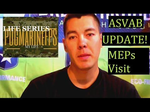 MEPs ASVAB Another Passing Score BUT Not High enough... Life Series