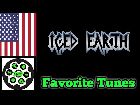 Favorite Tunes - Iced Earth