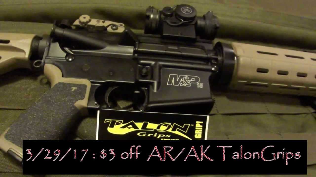 Talon Grips  **Long Gun Special**