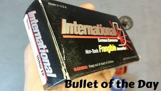 Bullet of the Day: 9mm ICC Frangible