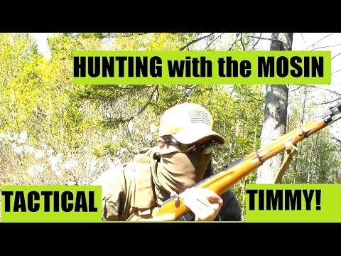 Mosin Nagant Hunting Deer Tactical Timmy Tango