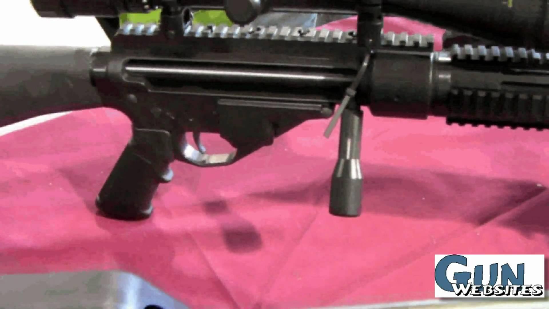 Bohicha  FAR-50 MK-III  .50 BMG AR-15