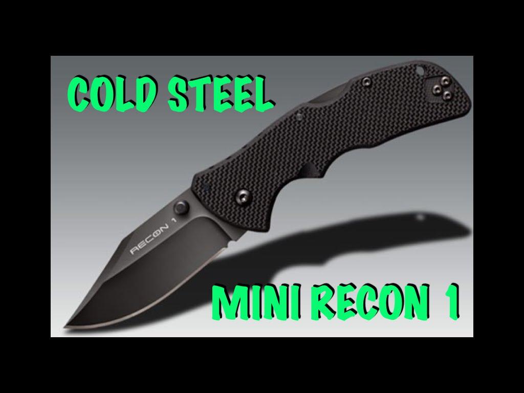 Cold Steel Mini Recon 1