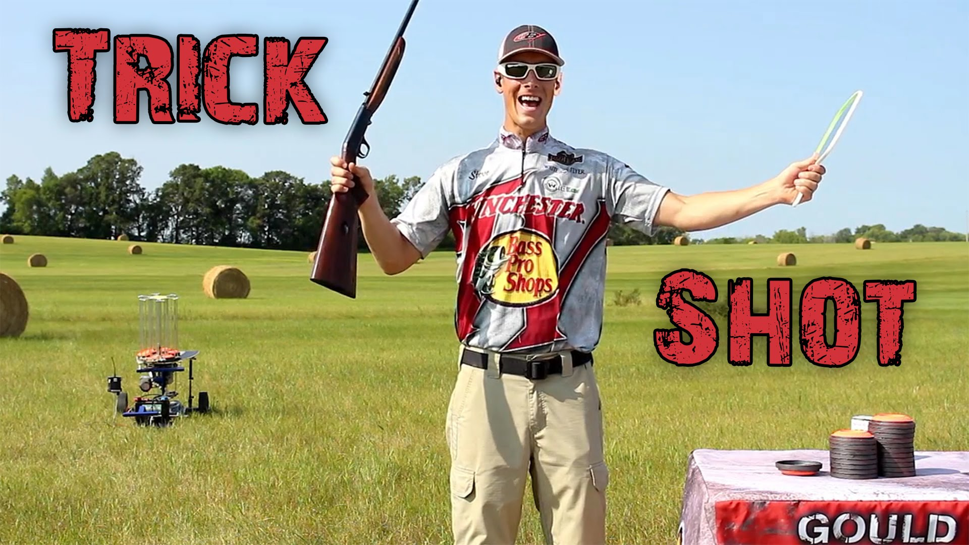 Trap Shooting with a .22LR  | Gould Brothers