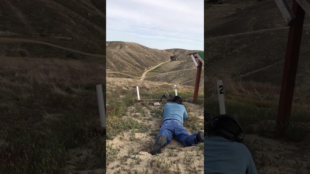 Ballistic_XLR Stage 2 At April Avenal Gun Club Long Range Match