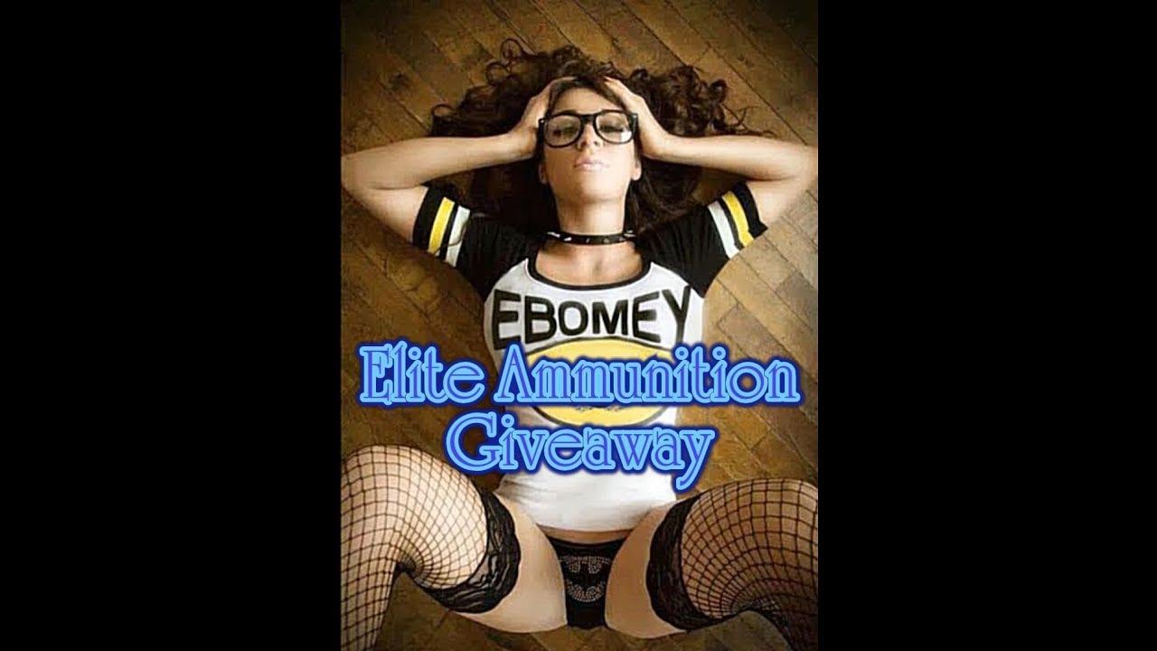Elite Ammunition Giveaway