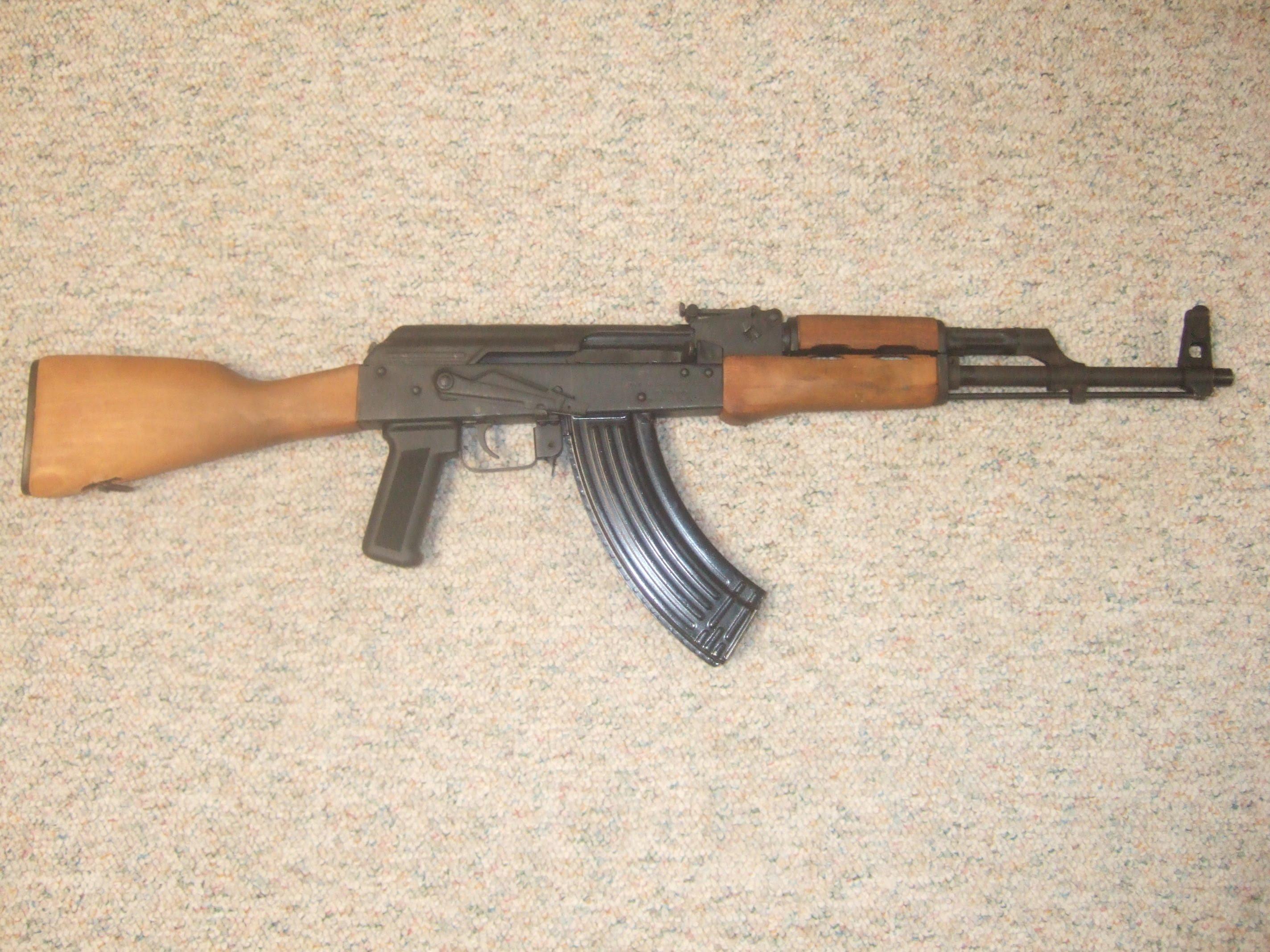 WASR 10 AK-47