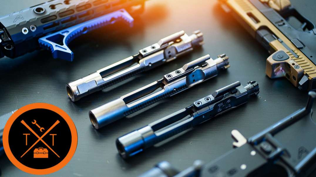 HOW-TO CHOOSE // The Best Bolt Carrier Group for Your AR-15 Build (w/Links & Codes)