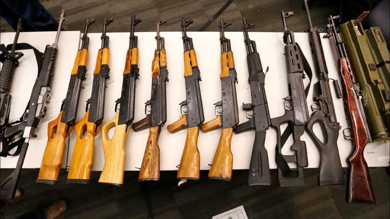 Arizona Senate Passes Gun Control Bill