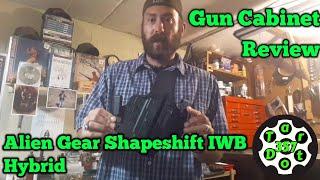 Gun Cabinet Reviews || Alien Gear Shapeshift IWB Hybrid Holster