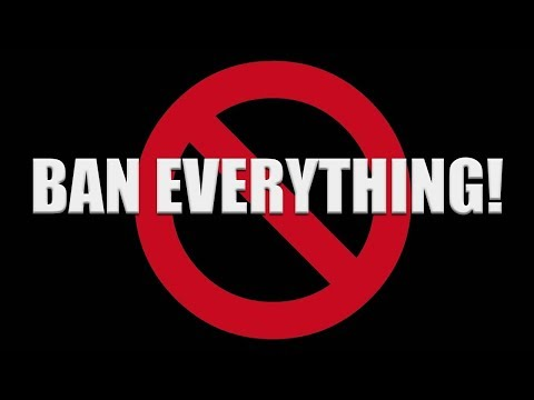 BAN EVERYTHING! - All Post Las Vegas Gun Control Bills (So Far)