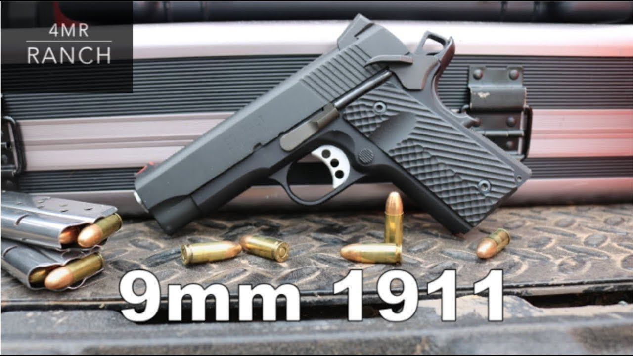 Springfield Range Officer Compact | Overview