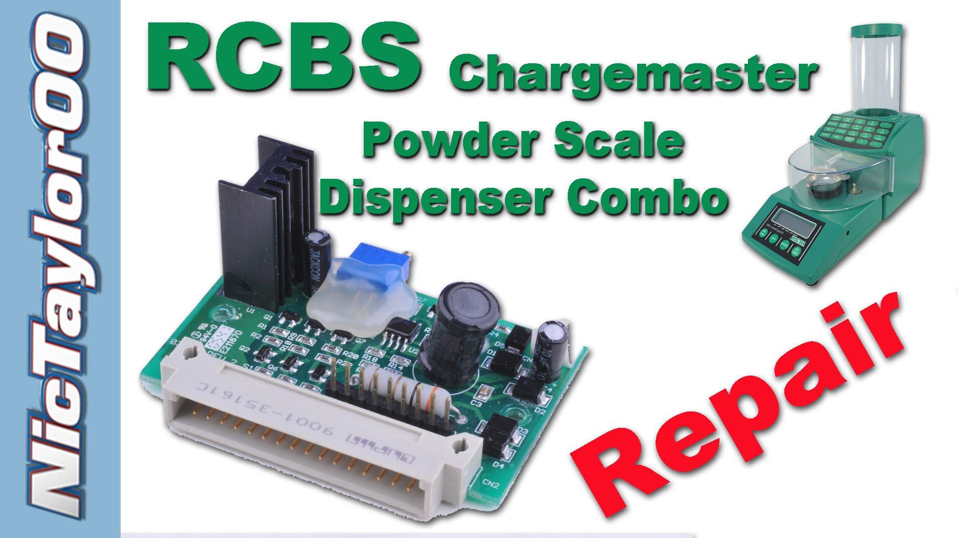 RCBS Chargemaster 1500 DIY Repair