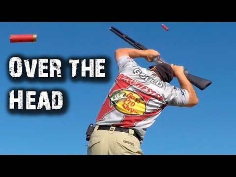 Over the Head Shooting- Shoot 2 Thrill #4