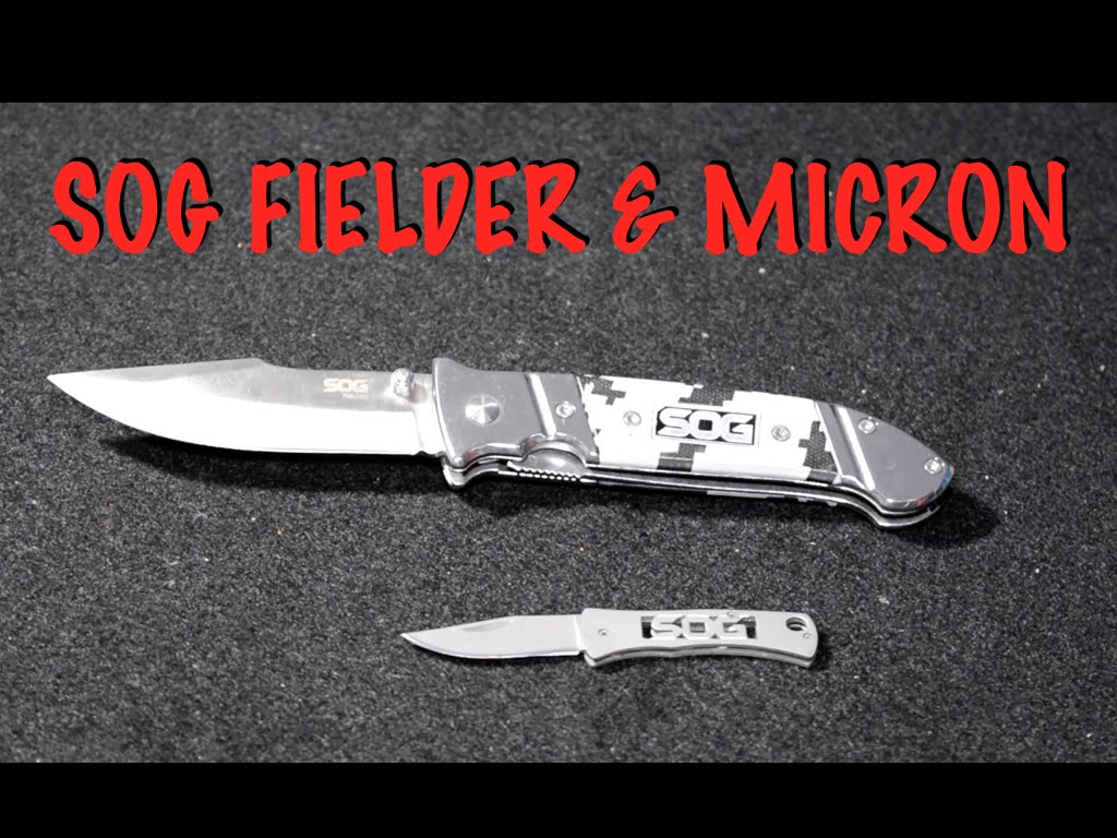 SOG Seal Pup Review and Dryer Lint Fire starting
