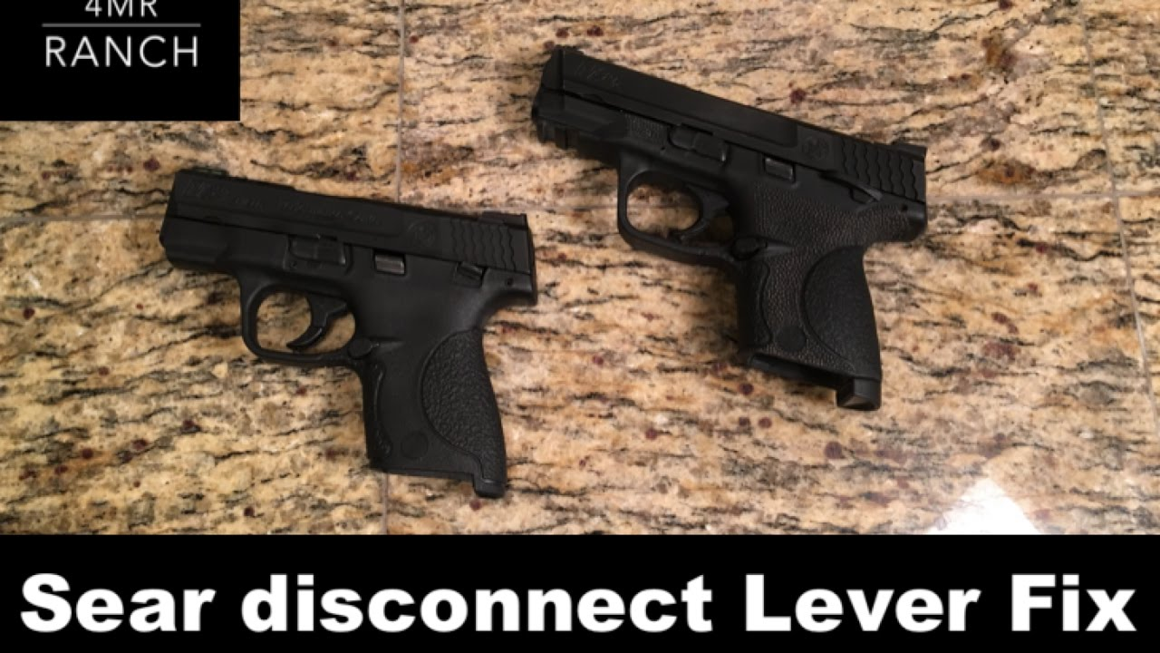 Don't Send in Your M&P Pistol Just Yet!