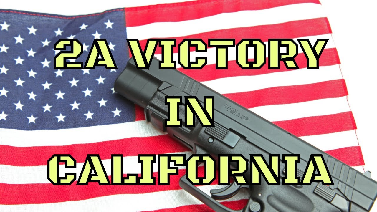 BIG 2A WIN IN CALIFORNIA!?!?!